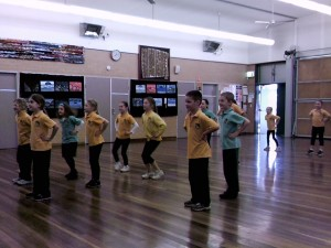 Dance to be fit week 3 002