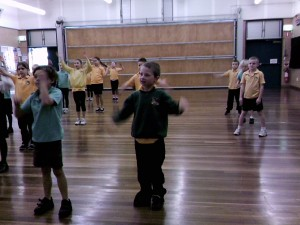 Dance to be fit week 3 005