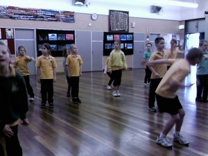 Dance to be fit week 3 010